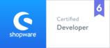 Shopware 6 Certified Developer
